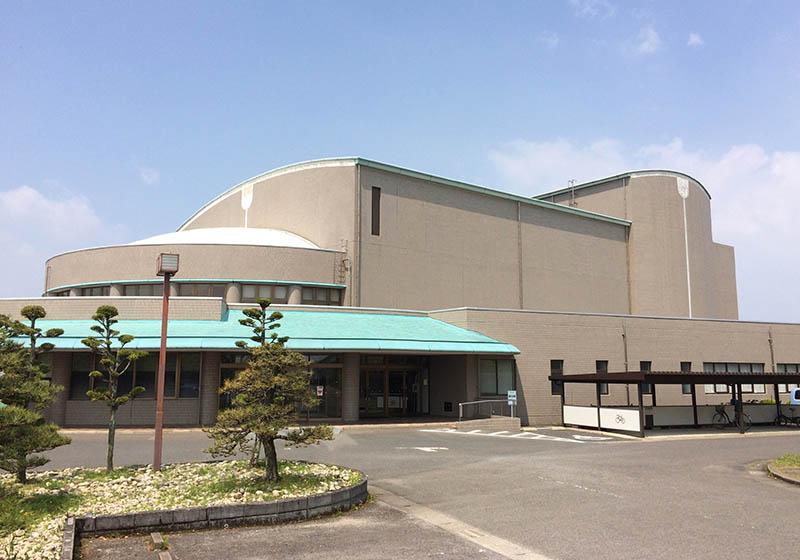 東与賀文化ホール