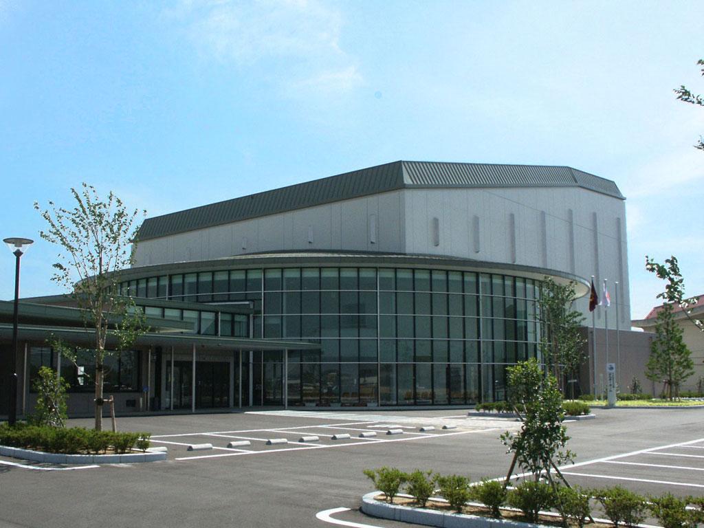 相知交流文化ホール